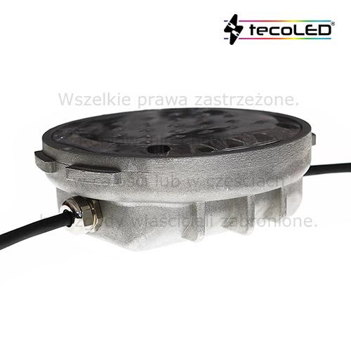 Aktywne znaczniki drogowe LED do instalacji w asfalcie.