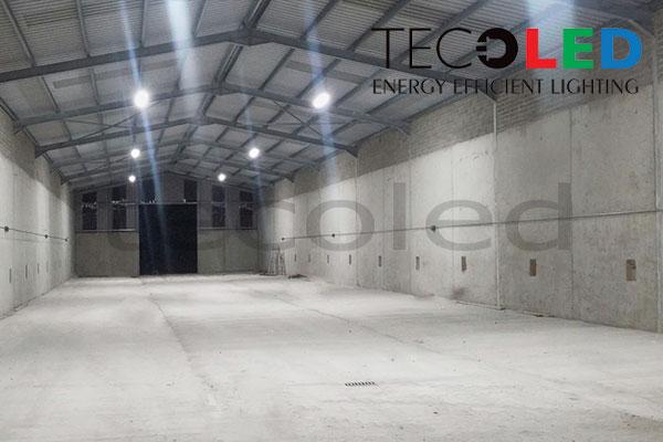 Świetlówki LED T8 G13 - oświetlenie zakładu produkcyjnego