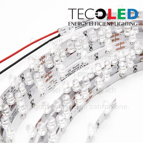 Samoprzylepne paski LED, taśmy diodowe SMD i DIP