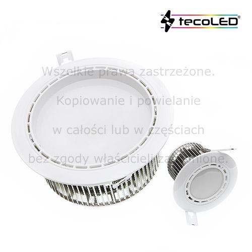 Oświetlacze sufitowe LED