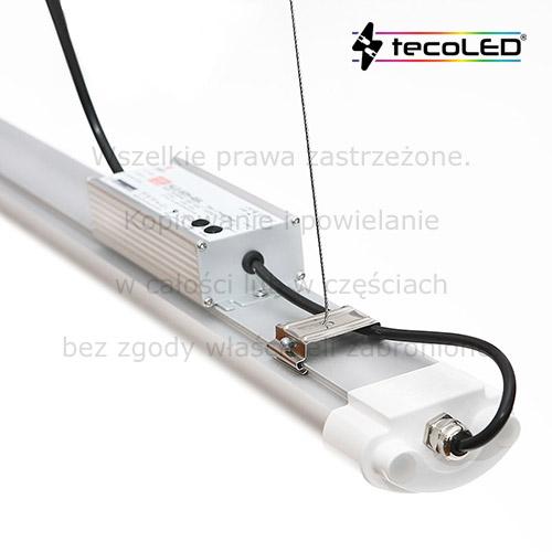 Ekonomiczne oprawa przemysłowa LED IP65