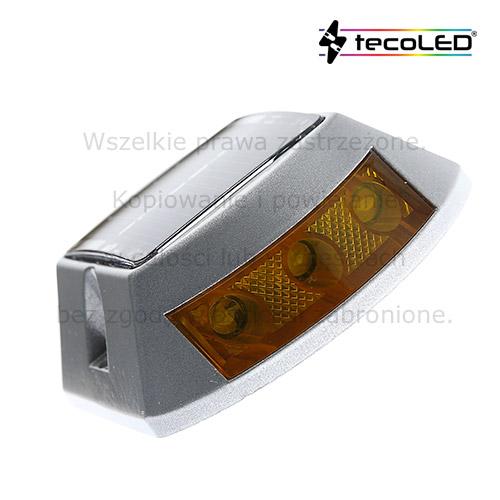 Aktywny znacznik drogowy LED, kocie oczka LED seria TL-SLC08